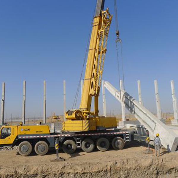 200吨吊车