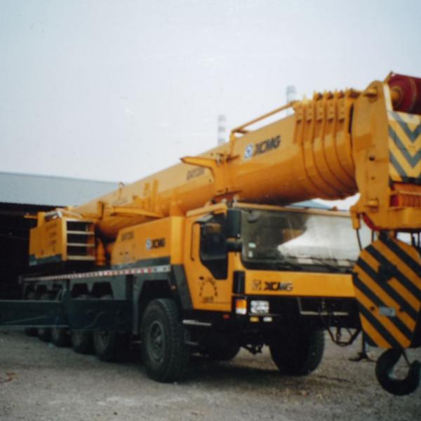 130吨吊车租赁